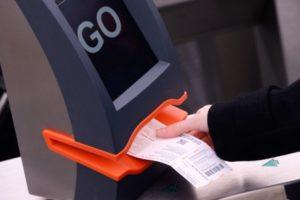 Ticket registration Foto: Emo Hannover