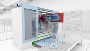 ROLLON Werkstück-Handling Industriemaschinen