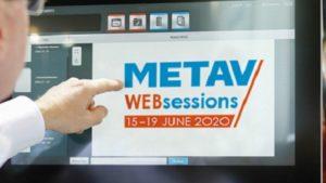 Metav Web-Sessions: 15. - 19. June 2020.