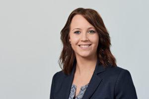 Stephanie Simon, Projektreferentin VDW